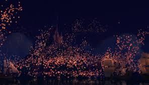 night lights lanterns tangled rapunzel