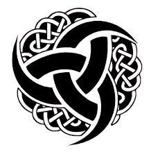 Amazon Com Odin S Horns Vinyl Decal Odin Bumper Sticker Norse Knots Decal Celtic Knots Bumper Sticker Handmade