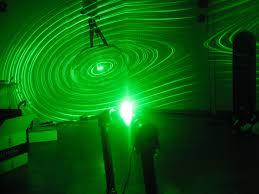 diy simple green laser projector