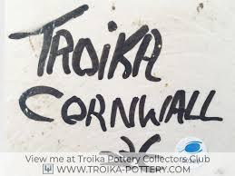 Hilary Cox - Troika Pottery Collectors Club