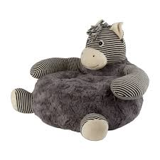 Zebra Plush Chair 208389 Tagltd