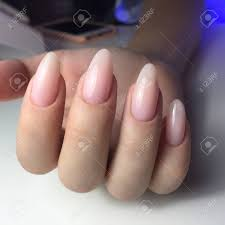 French Manicure On The Nails French Manicure Design Manicure
