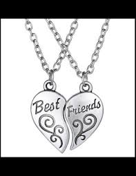 necklace best friends celebrate your