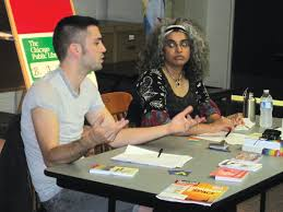 Queer writers/activists criticize marriage-equality movement at forum -  5547 - Gay Lesbian Bi Trans News - Windy City Times