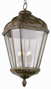 outdoor pendant lighting fixture