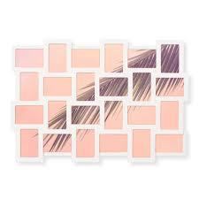 white rubix 24 picture 4x6 multi wall