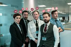 Line of Duty and Killing Eve ...