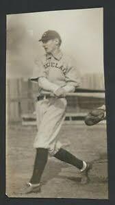 1911 Ivy Olson Cleveland Indians Vintage Baseball Photo | eBay