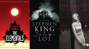 the 50 best horror novels of all time