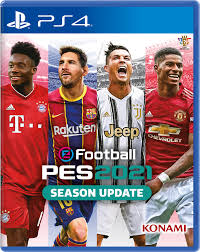 PES 2021 Cover Will Feature Messi And Ronaldo