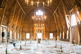 rustic outdoor or barn venue in wi