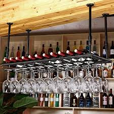wine rack hanging red wine cup holder