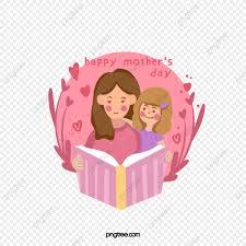Đọc Sách Cùng Con Gái Của Mẹ, Dễ Chịu, Con Gái, Mẹ miễn phí tải ...
