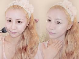 doll makeup tutorial become a