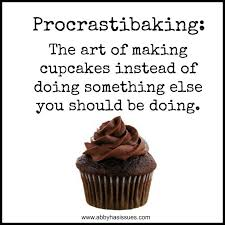 in my case it could be pretzels cookies cake or whatever i am