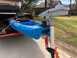 yakgadget motor mount for kayaks