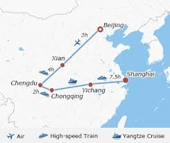 14 days china tour no s package of