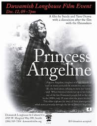 Duwamish Princess Angeline featured in film | Westside Seattle