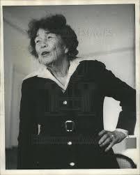 1976 Press Photo Adela Rogers St Johns American Journalist Novelist Sc |  Historic Images