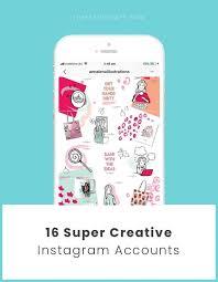 16 super creative insram accounts