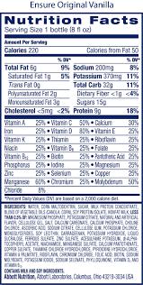 nutrition shake 8 fl oz 30 pack