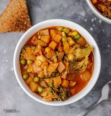 easy homemade vegetable soup the