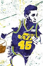 Amazon Com Donovan Mitchell Fathead Utah Jazz Logo Set Official Nba Vinyl Wall Graphics 17 Inch Home Improvement