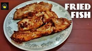 How to Make Fry Fish Recipe in urdu ...