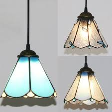 conical shade pendant lamp 1 light