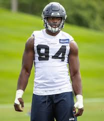 Rasheem Green signs rookie contract — all nine Seattle draft picks now  under contract | The Seattle Times
