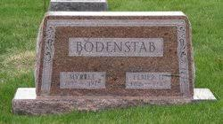 Myrtle Phillips Bodenstab (1897-1978) - Find A Grave Memorial