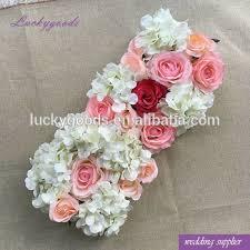 personalized mirror decoration flower