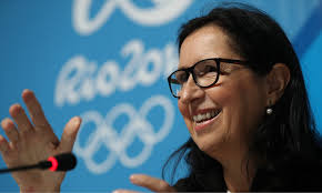Tricia Smith re-elected as COC President : ANOC
