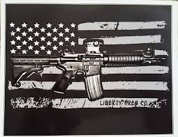 Buy Liberty Tree Co Ar 15 Gun Vinyl Car Decal Die Cut Sticker 2nd Amendment Made In The Usa In Cheap Price On Alibaba Com