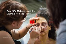 top 40 sfx makeup you channels to