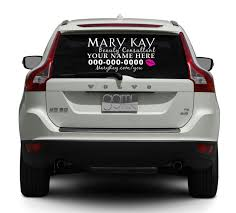 Mary Kay Beauty Consultant Car Decal 12 Your Name Godgivemetruth Car Decals Vinyl Car Car Decals