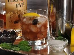 friday l hour rye whiskey smash