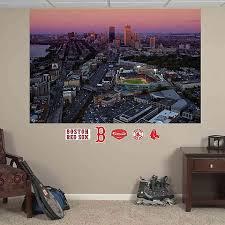 Fathead Mlb Boston Red Sox Stadium Mural Wall Graphic Bed Bath Beyond