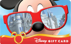disney gift cards sungles series