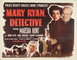Image gallery for Mary Ryan, Detective - FilmAffinity