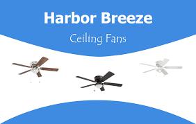 best harbor breeze ceiling fan reviews