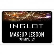 makeup lesson 30 mins inglot cosmetics