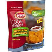 fun nuggets with whole grain breading