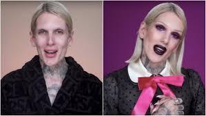 jeffree star without makeup