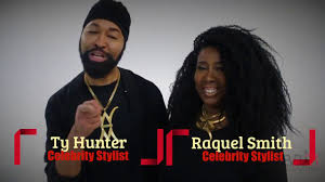BTS Shoot with Ty Hunter and Raquel Smith with Level21 - YouTube