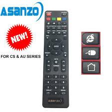 Remote điều khiển Tivi Asanzo Smart thông minh - Asanzo 3D nhỏ ...