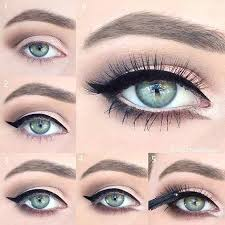 best makeup ideas for blue eyes