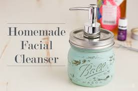 homemade cleanser