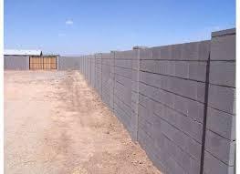 Block Fence Pictures And Ideas Muro De Bloques Casitas Casas