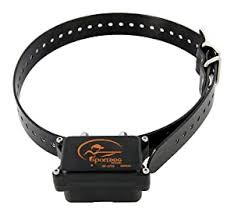 Sportdog Brand In Ground Fence Add A Dog Collar Additional Replacement Or Extra Containment Collar Waterproof With Tone Vibration And Shock Amazon Ca Pet Supplies